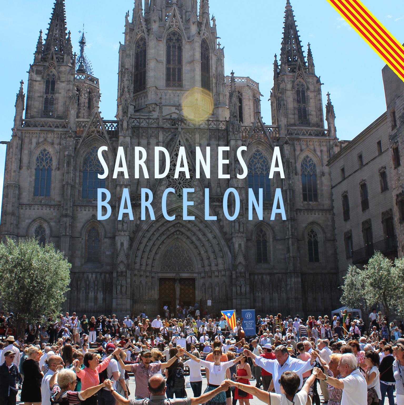 Ballada de sardanes @ Plaça Sant Jaume | Barcelona | Catalunya | Espanya